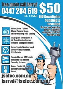 ELECTRICIAN HIGH QUALITY WORK Banksia Grove Wanneroo Area Preview