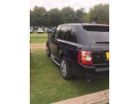 Range Rover sport 4.4 LPG