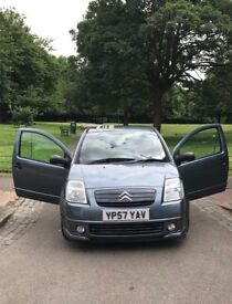 CITROEN C2 CODE LOW MILEAGE