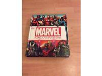 Marvel encyclopaedia