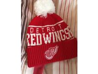 Mitchell & Ness Detroit Red Wings Wooly Hat