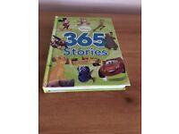 365 Disney Stories book