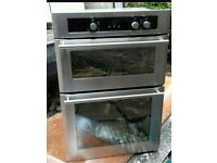 "DOUBLE BUILT IN OVEN "" STOVES"""
