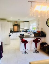 Large Fully Furnished Double Bedroom Available in Family Home