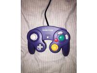 Official GameCube Indigo Clear Controller