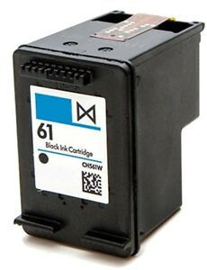 61 black HP ink cartridge