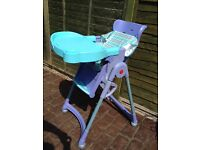 Mothercare Deluxe High Chair