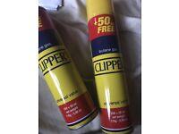 Clipper Butane gas 300ml NEW
