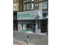 For Sale / To Let: Former Bank With Retail / Office Consent / Prominent High Street Location