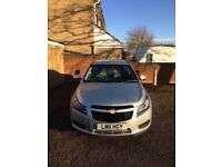 Chevrolet Cruze s 2011. Long mot. Low mileage. Very good condition