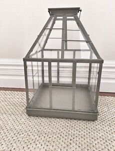 Large Hamptons Style Candle holder or Greenhouse Marrickville Marrickville Area Preview