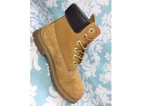 Genuine Timberland 6 Inch Premium Boots