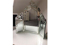 Mirror ( dressing table )