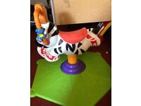 Baby toy bouncer