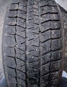 Bridgestone Blizzak WS80 16 inch winter tires (195/50 R16 S-84H)