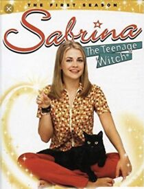 Sabrina the teenage witch dvds