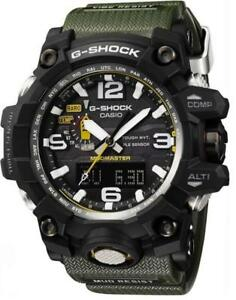 NEW CASIO G-SHOCK MUDMASTER GWG-1000-1A3 MADE IN JAPAN AUTHORIZED DEALER