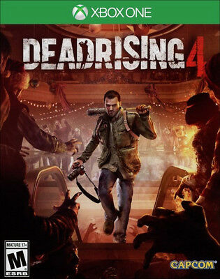 Dead Rising 4 Xbox One [Factory Refurbished]