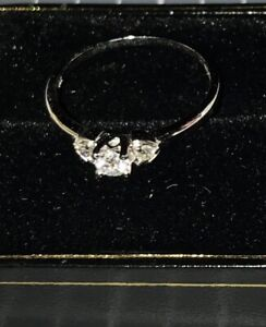 Engagement or Promise 14k Diamond Ring