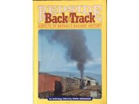 RAILWAY BOOK. BEDSIDE BACKTRACK BOOK FOR SALE
