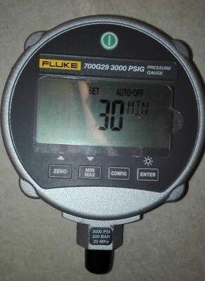 Fluke 700g29 3000 Psig Pressure Gauge