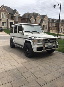 Mercedes Benz G550 lady driven immaculate condition