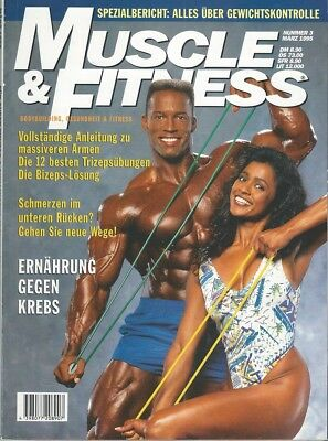Muscle&Fitness Bodybuilding Magazine /Shawn Ray/ Kevin Levrone/ Lou