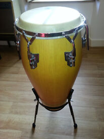 Congas, Meinl, excellent condition, head 12'', 120 GBP