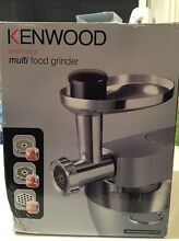 Kenwood multi food mincer/grinder - NEW Prestons Liverpool Area Preview