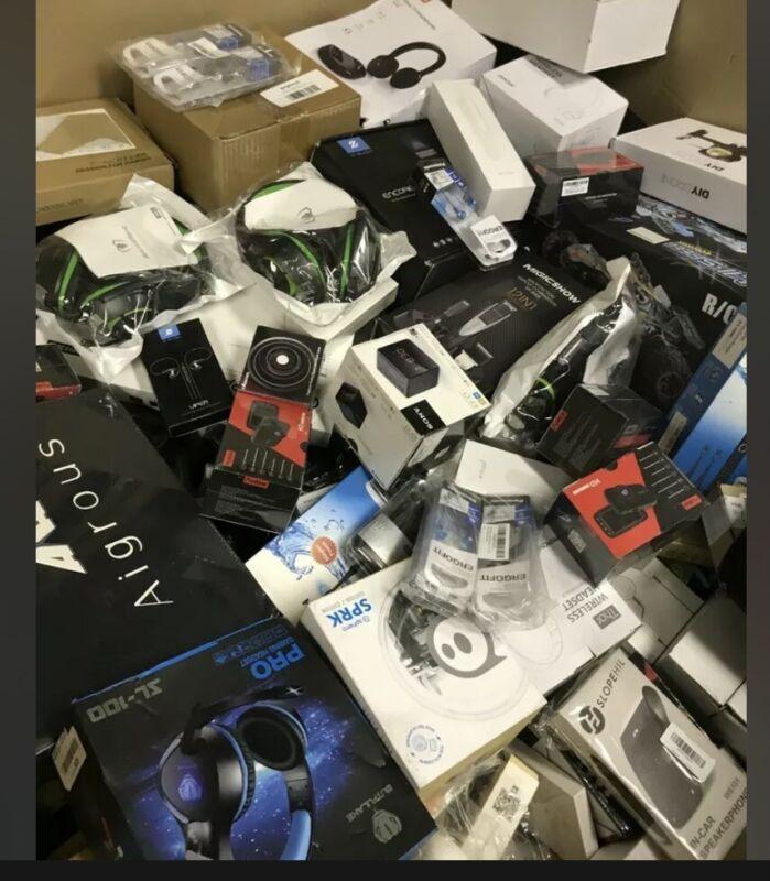 Huge Lot Of Amazon Customer Returns Lot Box -  -Assorted