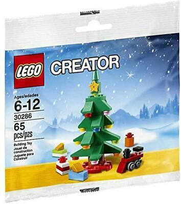 LEGO Creator Christmas Tree (30186) Rare Holiday 2015, New, Free Shipping
