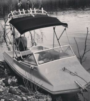 Swiftcraft 14.5ft Runabout with evinrude 140hp outboard  Warranwood Maroondah Area Preview