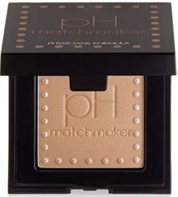 Physicians Formula Ph Matchmaker Powdered Bronzer Lighted Compact  7597