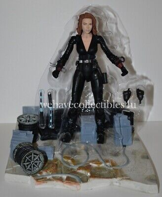 **NO BOX** Marvel Select Black Widow (Avengers 2: Age of Ultron) Action Figure