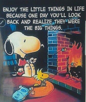 Peanuts Snoopy Charlie Brown  Magnet RARE#4  - Snoopy Peanuts