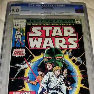 Star-wars-1-1977-35-Cent-variant-CGC-9-0
