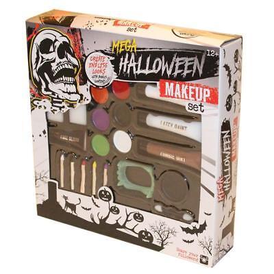 Méga Halloween Maquillage Set - Peinture, Latex Peinture, Sang et ; Plus - Halloween Maquillage Latex