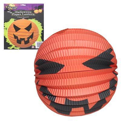 Decorazione Festa Halloween 9 Carta - Lanterna Zucca - Lanternas Halloween