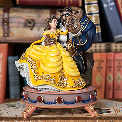 Disney Store Beauty and the Beast Limited Edition Figurine Belle Musical Figure