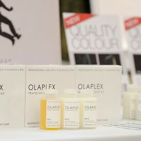 Mobile Hairdresser - Olaplex Stockist 07757269805