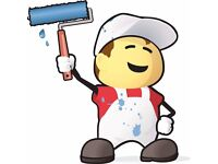 Painting, Decorating and Cleaning - Rooms from £50 - End of Tenancy £50 - Commercial and Domestic