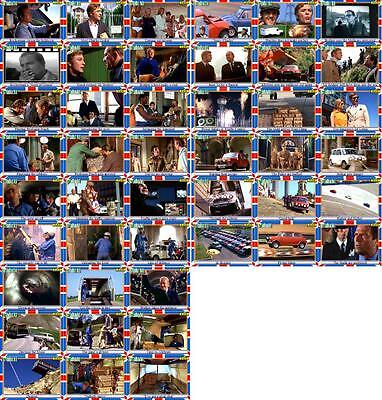 The Italian Job Movie storyboard trading cards Michael Caine Mini Cooper](Trading Jobs)