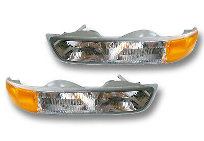 Fits 99-06 Chevrolet Silverado Suburban Tahoe Parking Side Marker Light 1 (Chevrolet Suburban 2500 Parking Light)