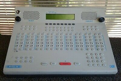 Vega Telex C-6200 Radio Dispatch Control Console - Free Shipping
