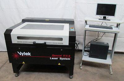 Vytek Fx2-3624 Laser Engraving System 100978
