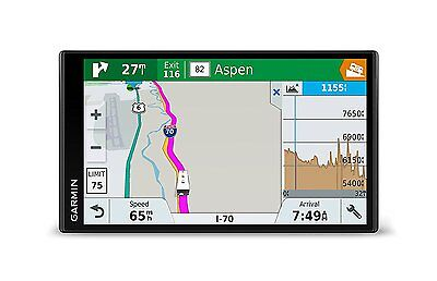 Garmin RV 770LMT-S Recreational Vehicle GPS w/ Live Traffic & Maps 010-01768-00