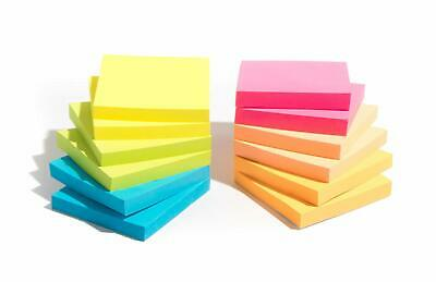 Post-it Super Sticky Notes Colorful Stickies Strong Sticking Memo Pads Post Its