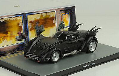 Movie Car Batman #526 Batmobil Detective Magazine Series Comics Model 1:43