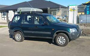 1998 Honda CRV SUV - excellent for travellers/campers/backpackers Epping Whittlesea Area Preview