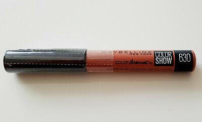 Maybelline Color Drama Lippenstift Intense Pencil Velvet Lip 630 Nude